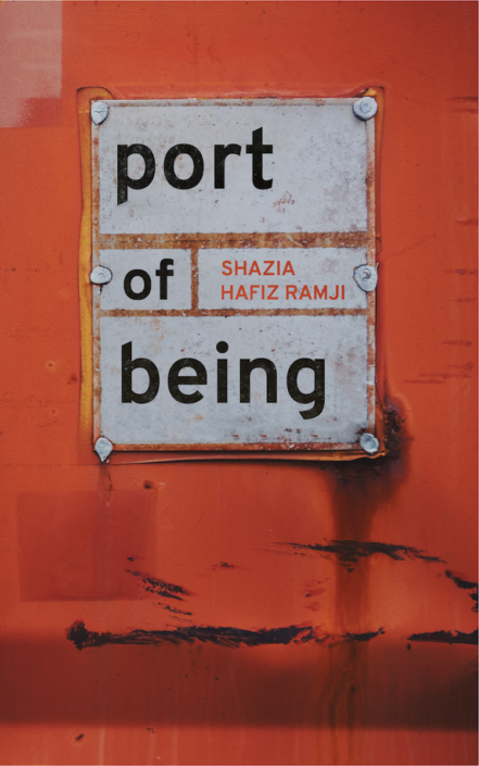 Port of Being by Shazia Hafiz Ramji book cover