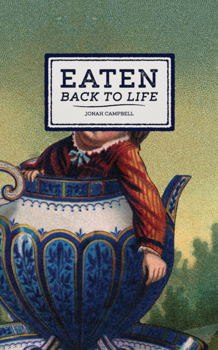 Eaten Back to Life cover