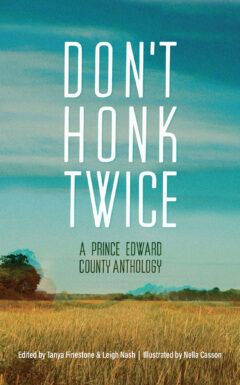 Cover for Don't Honk Twice: A Prince Edward County Anthology