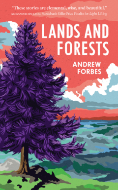 Cover image for Lands and Forests by Andrew Forbes
