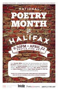 NPM Halifax Poster