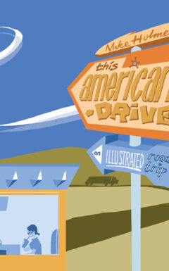 This American Drive cover