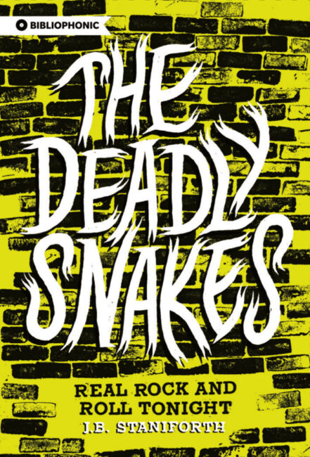 The Deadly Snakes cover