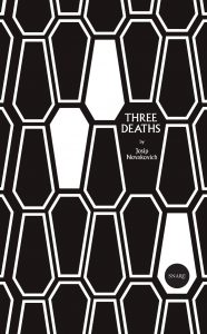 Three Deaths cover