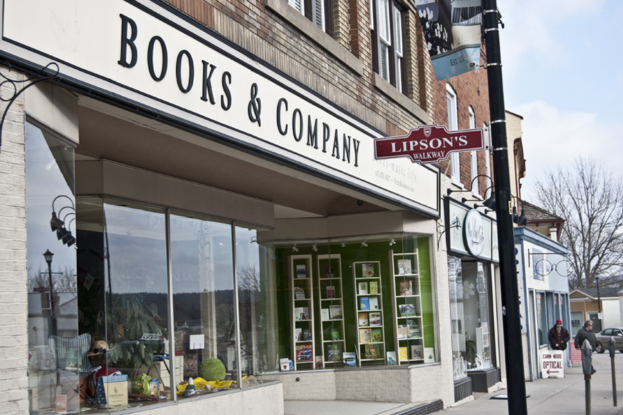 Image result for photo of bookstore in picton