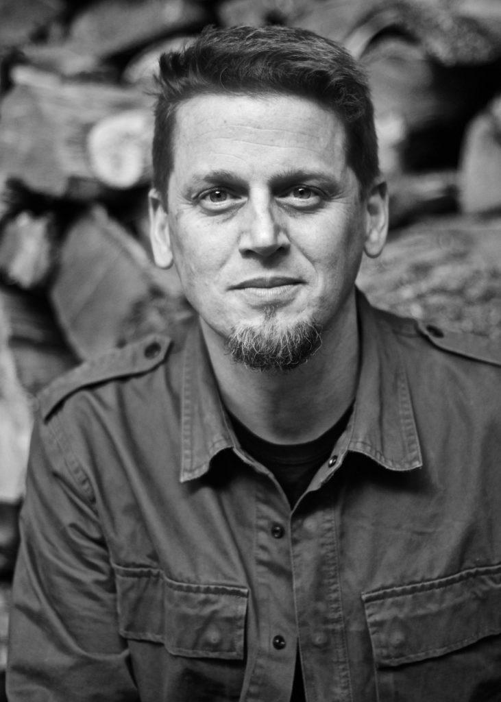 Brent van Staalduinen author photo
