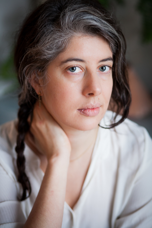 Anna Leventhal author photo