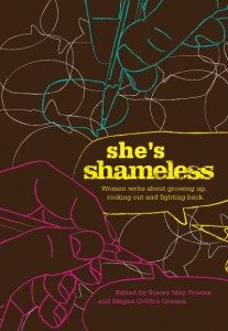 She's Shameless Cover