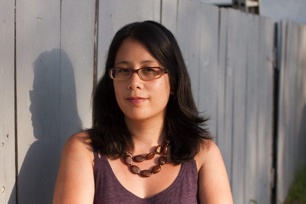 Teri Vlassopoulos author photo