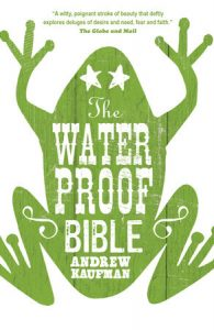 Waterproof Bible cover