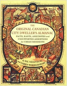City Almanac cover