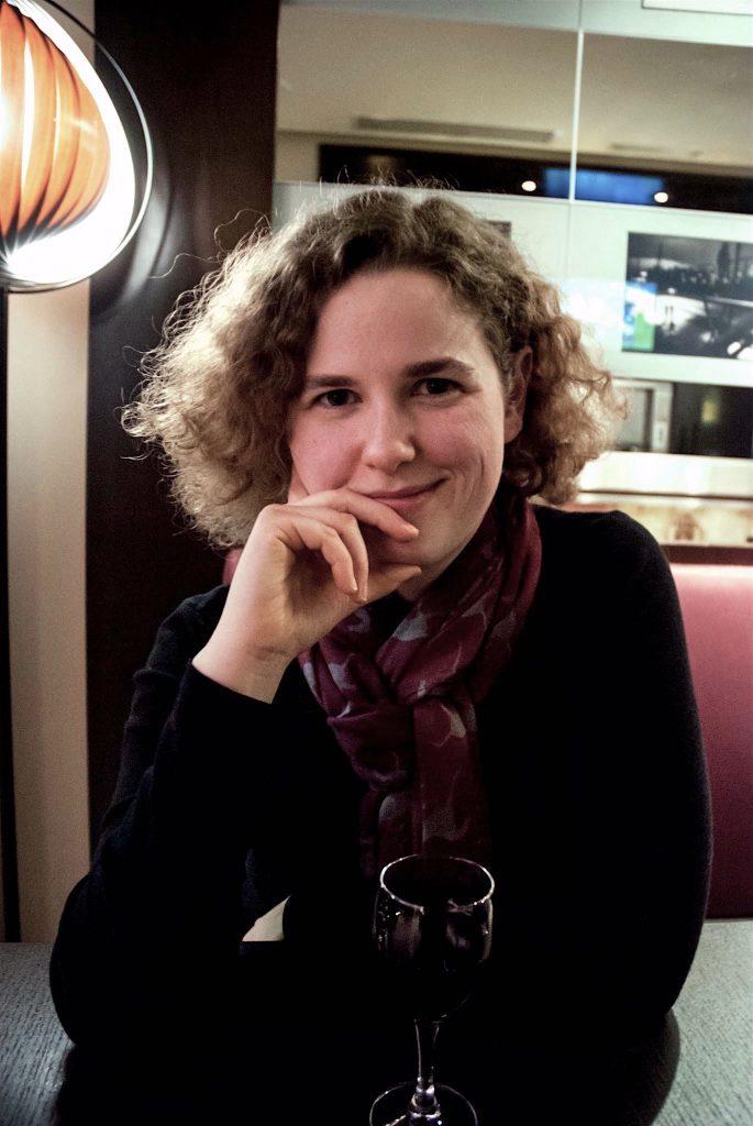 Claire Lacey author photo