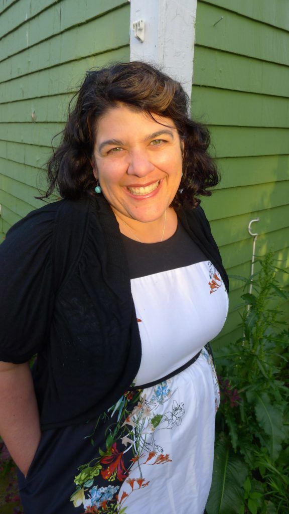 Stephanie Domet author photo