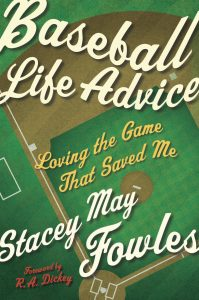 Baseball Life Advice cover