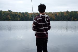 Bryan Ibeas fishing photo