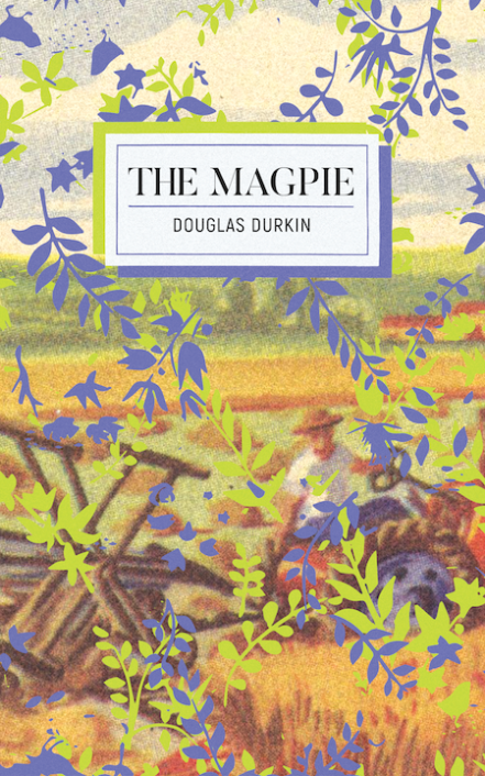 Cover of novel The Magpie by Douglas Durkin