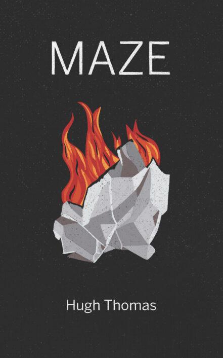 Maze by Hugh Thomas cover image