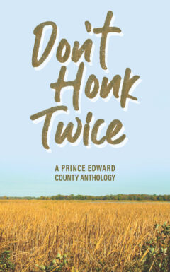 Prince Edward County anthology cover