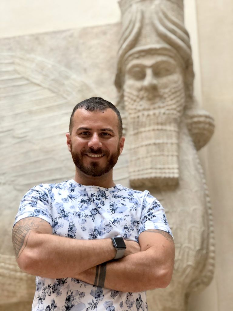 Thinking in Arabic, Writing in English: An Interview with Ahmad