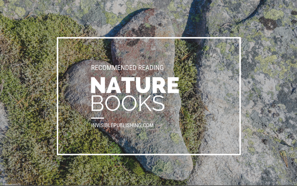 Nature books blog post image