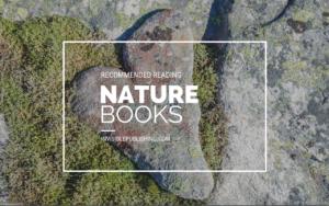 Nature books blog post image