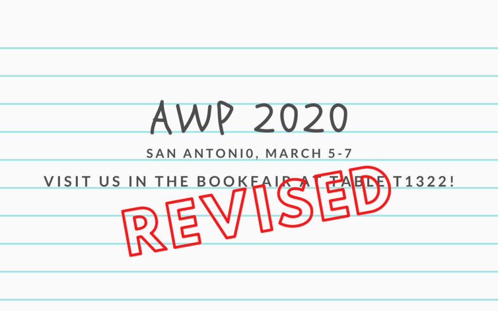Updated info about Invisible's decision to not attend at AWP 2020 in San Antonio.