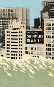 Front cover of Swimmers in Winter by Faye Guenther