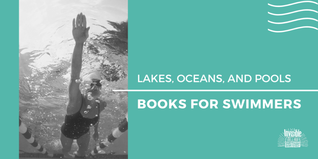 A list of books for swimmers or about swimming