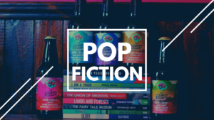 Pop Fiction: book and soda pairings